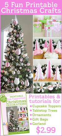 Christmas printables
