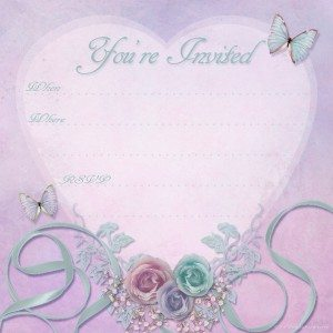 free valentine party invitation for personal use